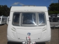2007 Swift Challenger 530 outside front