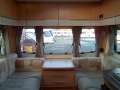 2010 Bailey Pegasus 534 front with drawers