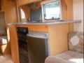 2010 Bailey Ranger 505 kitchen