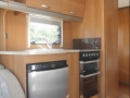 2010 Swift colonsay kitchen