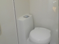 2010 Swift colonsay toilet