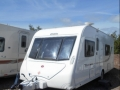 2012 Elddis Avante 540 outside side sun
