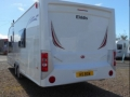 2012 Elddis Odyssey 650 outside rear