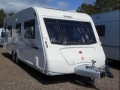 2012 Elddis Odyssey 650 outside side