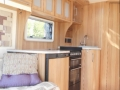 2014 Bailey Unicorn Seville kitchen