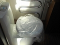 2017 Elddis Affinty 554 toilet