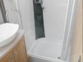 2017 Elddis Crusader Storm shower tray