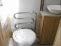 2017 Elddis Crusader Storm toilet