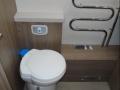 2017 Compass Camino toilet