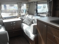 2017 Elddis Affinity 574 front right