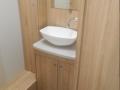 2017 Elddis Avante 550 sink