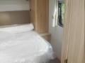 2017 Elddis avante 550 side of bed right