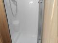 2017 elddis avante 554 shower tray