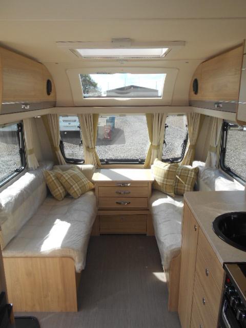 Model Bailey Pegasus GT65 Verona  Wallace Caravans Kirkcaldy
