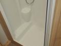 2017 Elddis Xplore 574 shower tray
