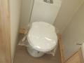 2017 Elddis xplore 574 toilet