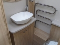 2018 Elddis Crusader supercyclone sink