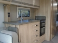 2018 Elddis crusader Super cyclone kitchen