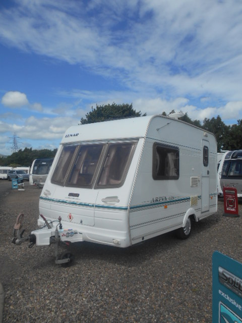 New 2017 Elddis Avante 574  Wallace Caravans Kirkcaldy