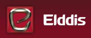 Elddis logo red