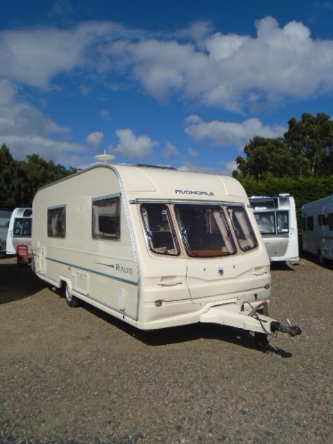 Awesome 2007 Swift Challenger 530  Wallace Caravans Kirkcaldy